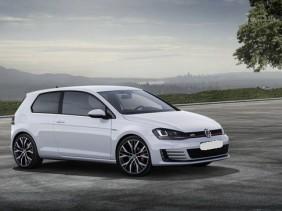 VW GOLF GTI BIANCA 11.19.2015