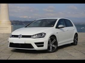 VW GOLF R BIANCA 11.19.2015
